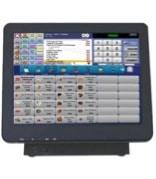 Caisse tactile, terminal point de vente First-touch, Ecran Tactile 15 pouces