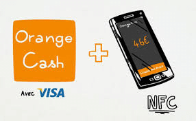 Paiement NFC Orange