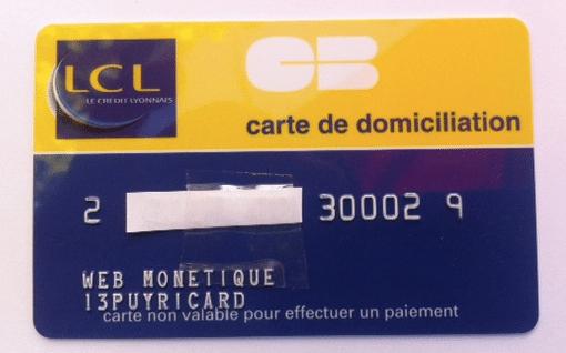 Tout Savoir Sur La Carte De Domiciliation Bancaire Pour Tpe