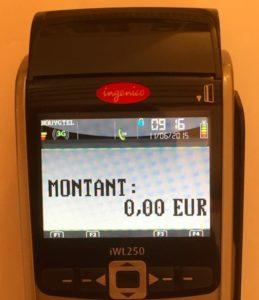TPE PORTABLE IWL 250 3G