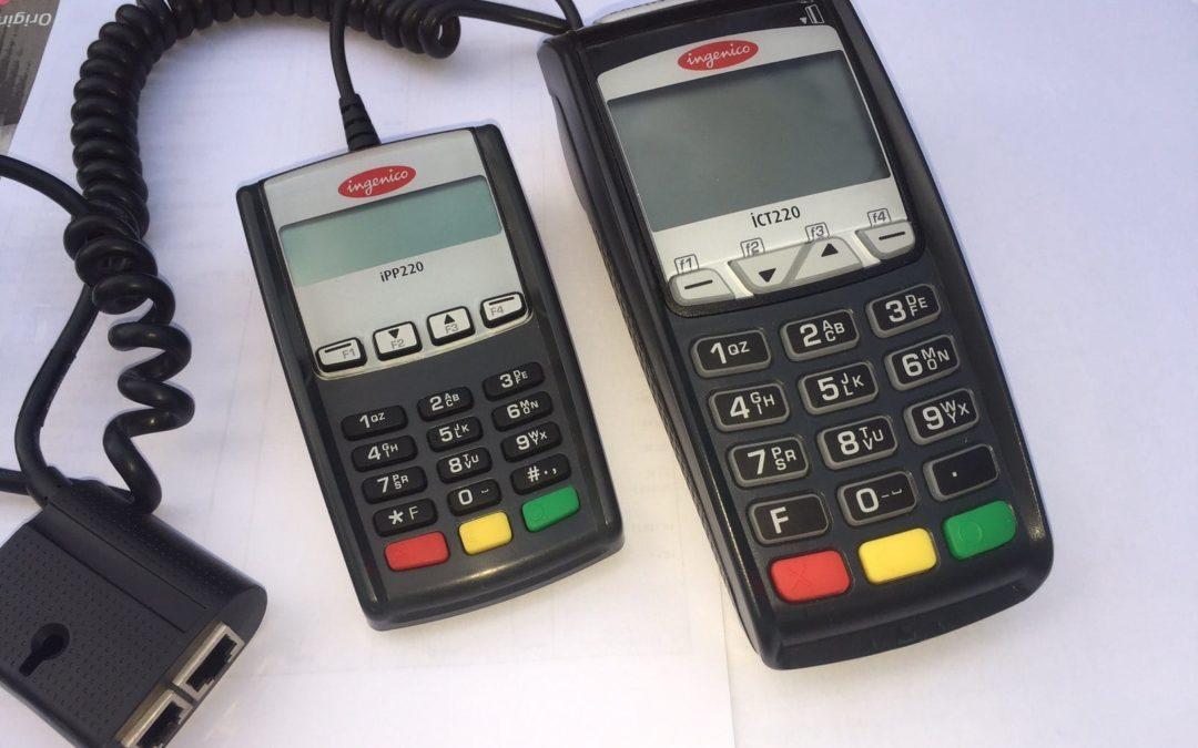 TPE fixe ICT 220 Ingénico Occasion
