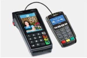 DESK 5000 avec pinpad IPP 315