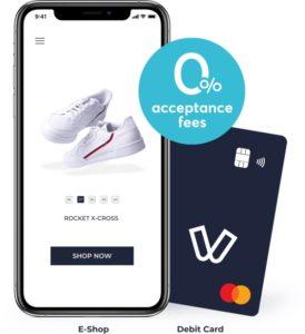 Carte bancaire Viva Wallet